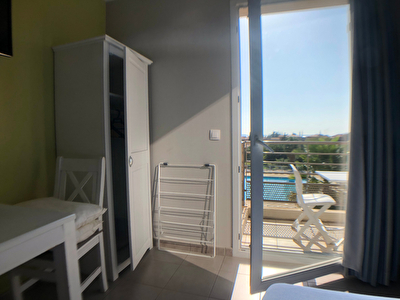 Appartement La Londe Les Maures  22.02 m² + parking
