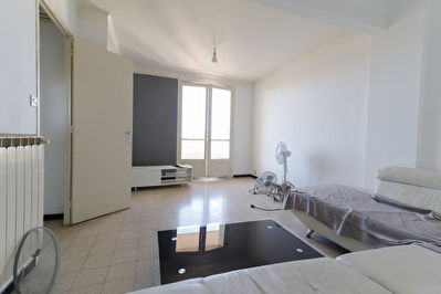 Appartement Toulon-Haute ville T3 60m2